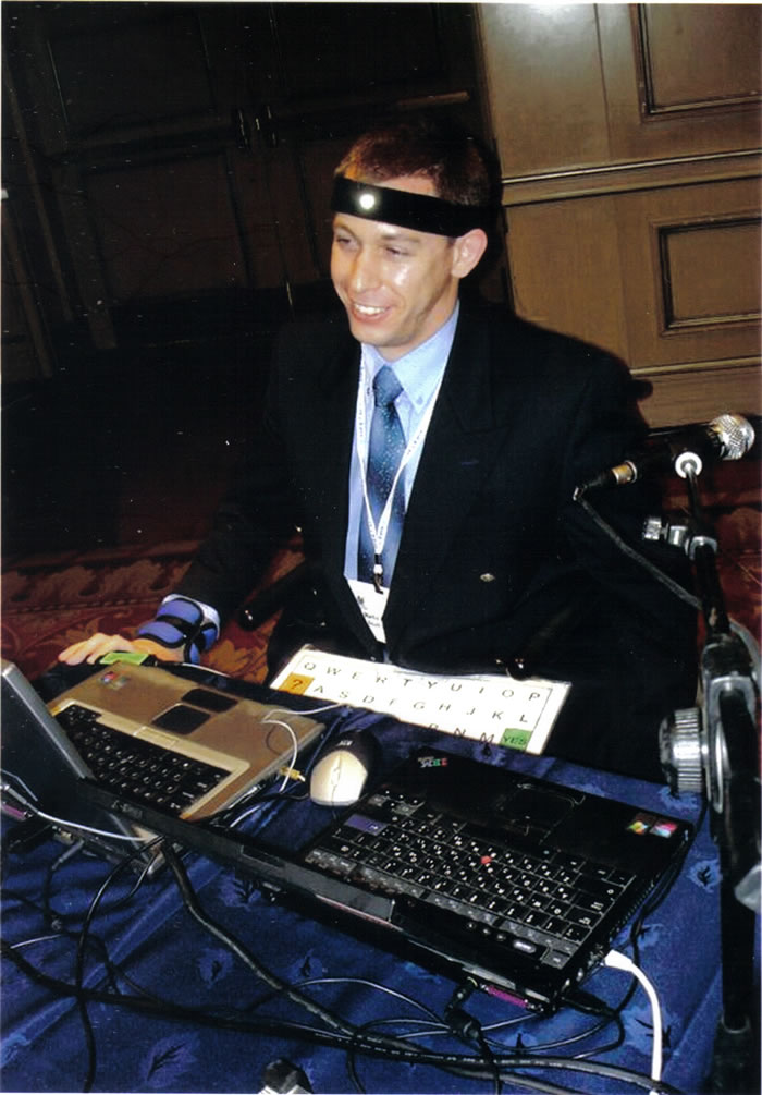 Martin-giving-a-presention-at-international-conference-in-Israel-1996